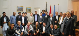 The Embassy and Permanent Mission of Afghanistan commemorates the 'Week of Martyrs'