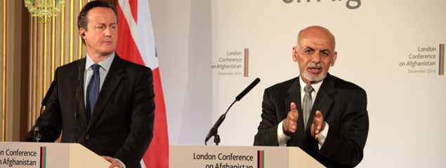 President Ghani's closing Remarks at the London Conference on Afghanistan-2014