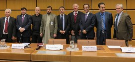 "MPs from Afghanistan addressed a UN panel on the  ""Parliamentary Perspective on Consolidating Democracy during Afghanistan's Decade of Transformation"""
