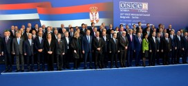 Deputy Foreign Minister Hekmat Khalil Karzai Attends the 22nd Meeting of the OSCE Ministerial Council in Belgrade